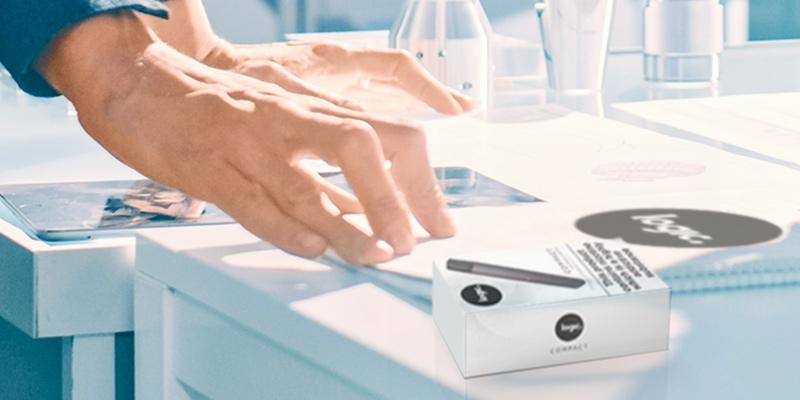 Nos exigences en sécurité pour la e-cigarette Logic Compact