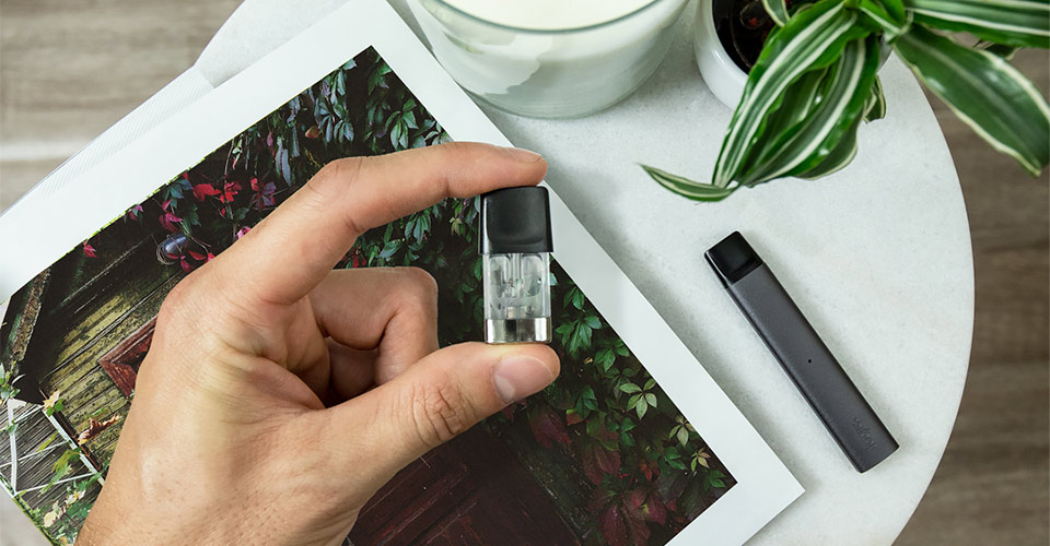 E-liquides sans nicotine