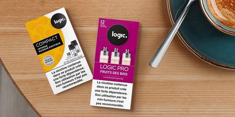 La qualité des e-liquides, une priorité pour Logic