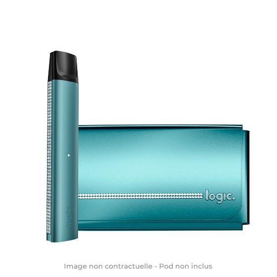 Coffret Édition Cristal Aqua - Logic Compact