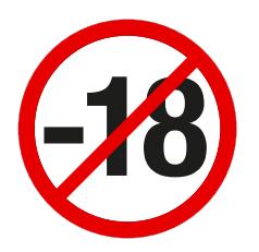 plus de 18