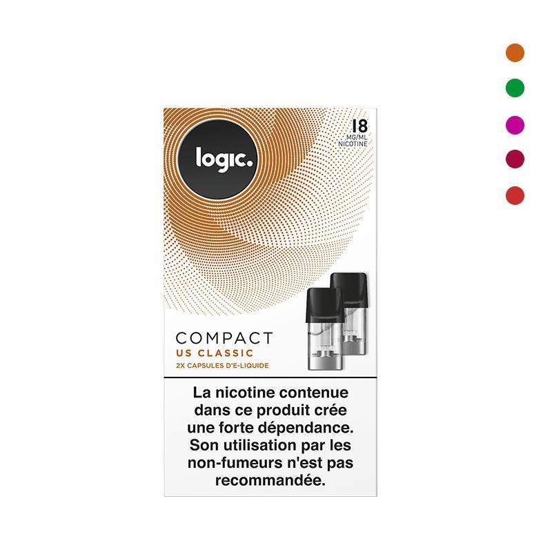 2 capsules compact 1,7ml